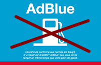 Suppression Adblue